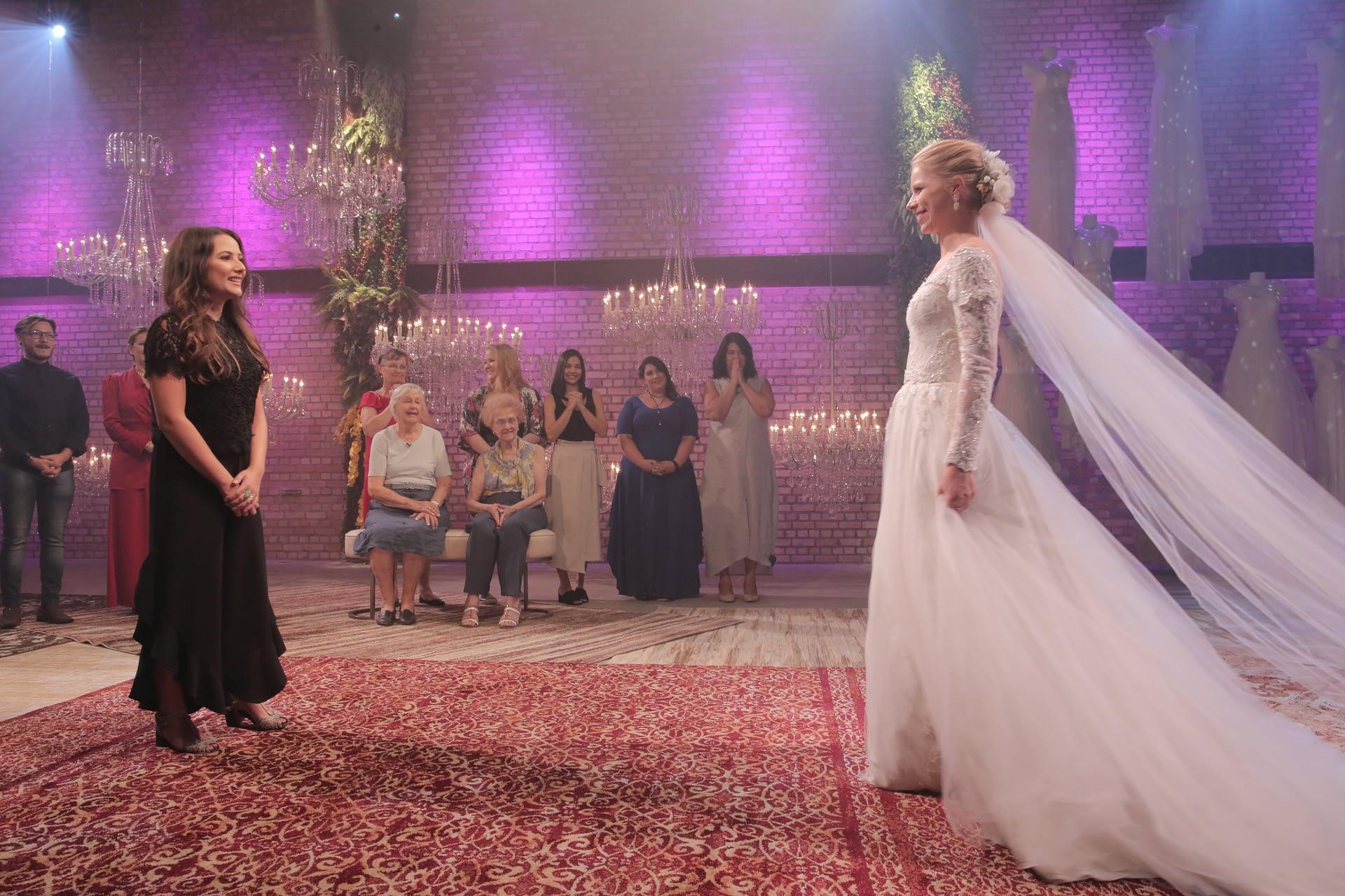Prova de Noiva