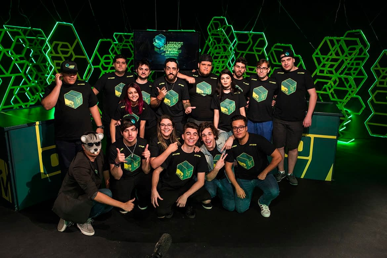 Legends of Gaming Brasil